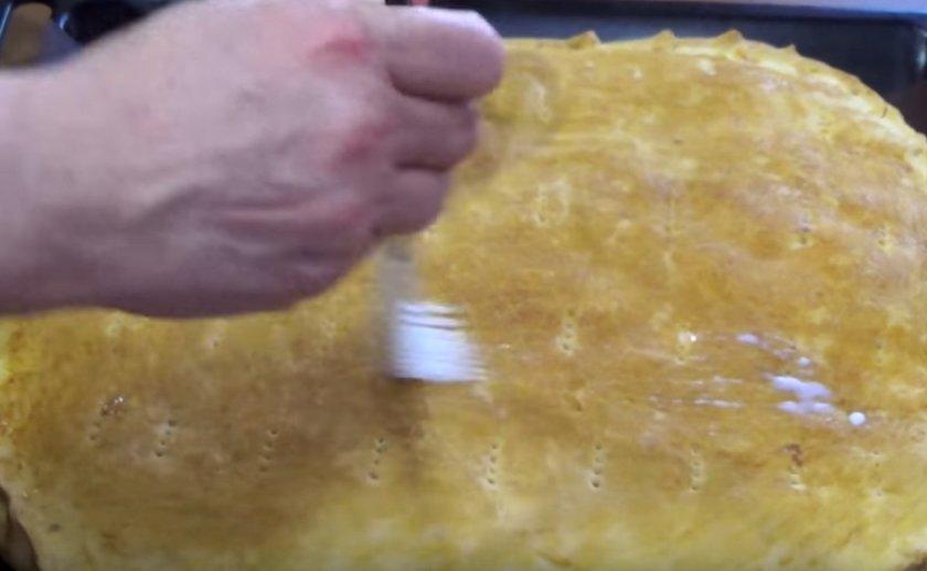 Пирог с горбушей и рисом: как приготовить рыбный пирог из свежей рыбы, рецепт, фото