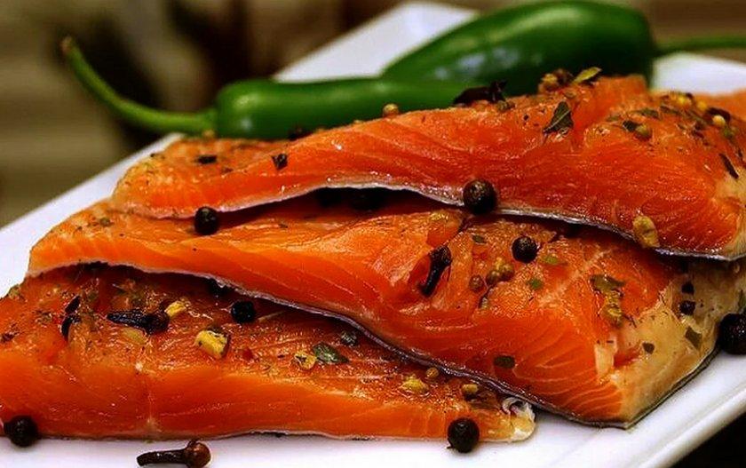 Сухой засол рыбы в домашних условиях