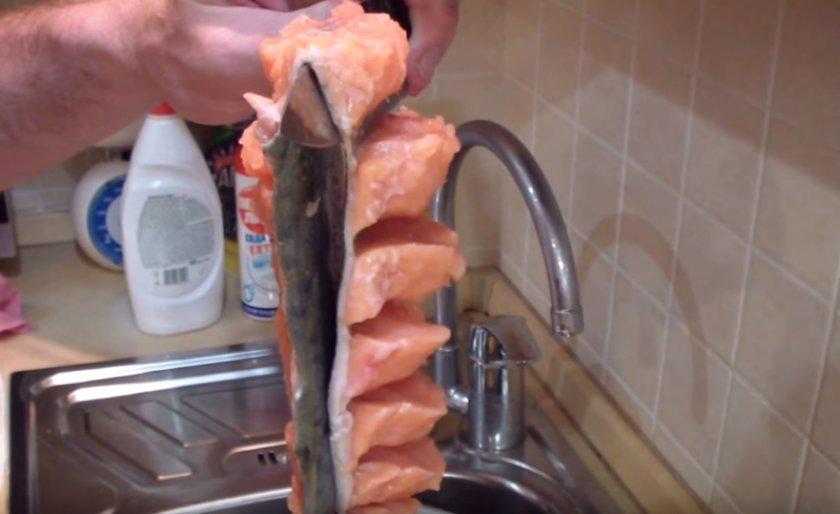 Засолка рыбы и вяление в домашних условиях
