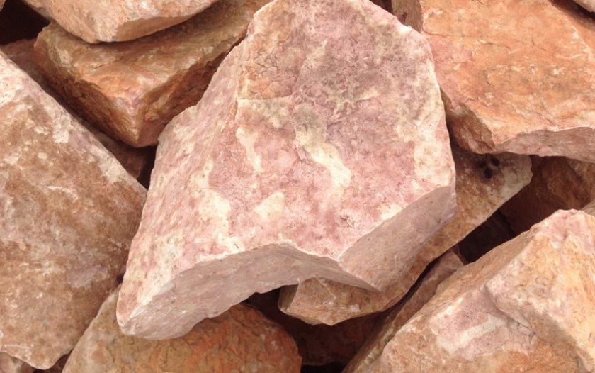 Камень — известняк