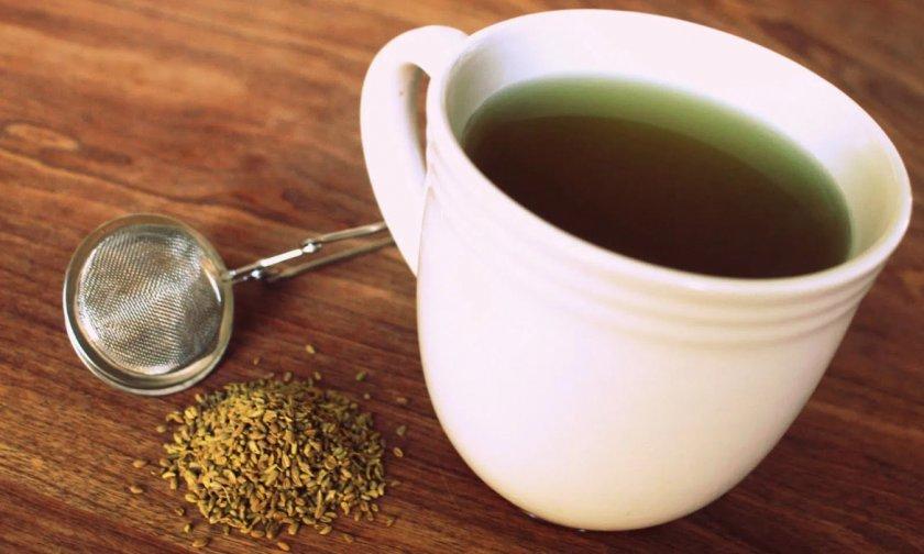 Анисовый чай