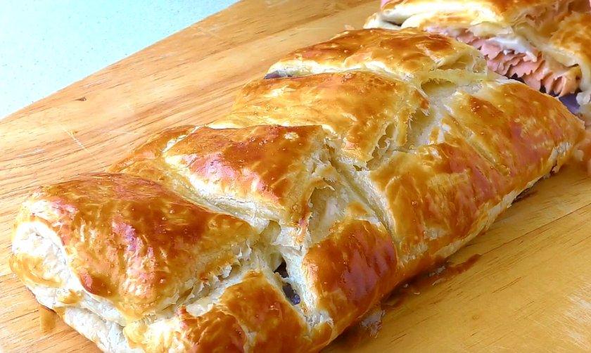 Горбуша в слоёном тесте: запечённая рыба в духовке, рецепты с фото, как приготовить слойки и пирог