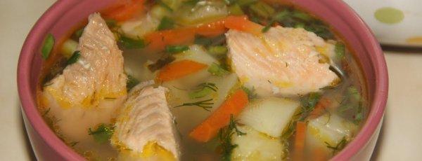 Рыбный суп из горбуши – ароматный супчик с красной рыбкой: рецепт с фото и видео