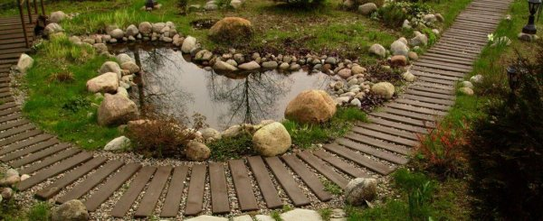 Ландшафтный дизайн в скандинавском стиле
