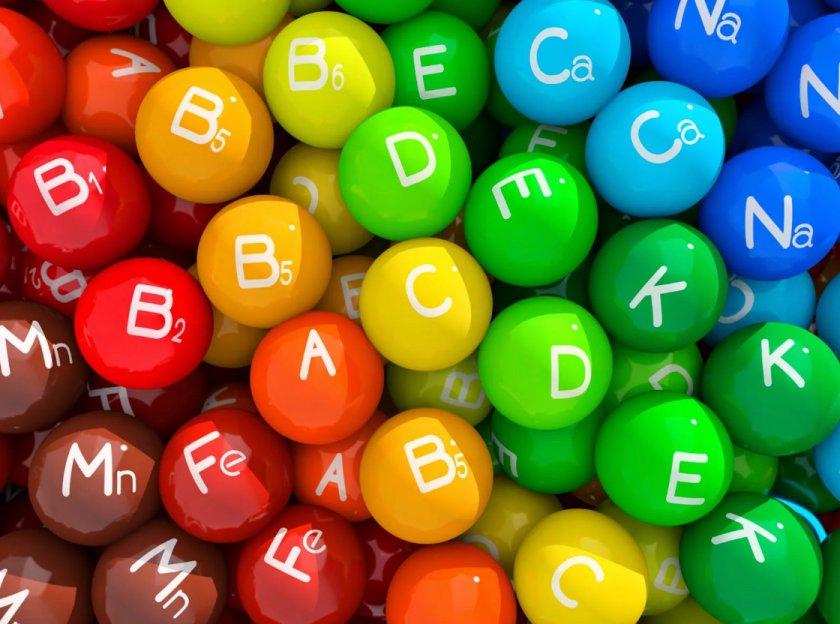 Витамины и макроэлементы в горбуши