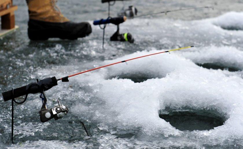 Фидерная зимняя рыбалка
