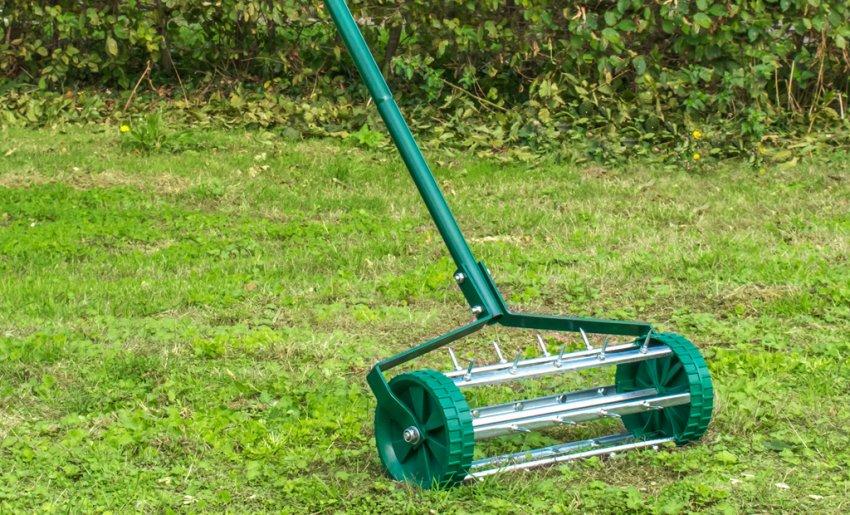 Аэратор для газона: купить по низкой цене – интернет ...