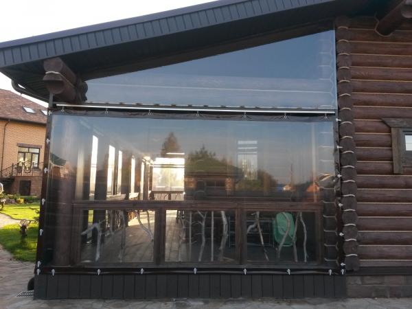 Мягкие окна для беседки: плюсы и минусы
