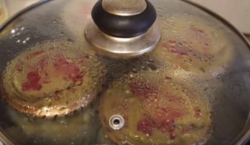 Домашние консервы из леща в масле
