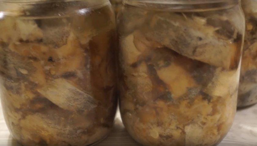Как приготовить консервы из рыбы в домашних условиях