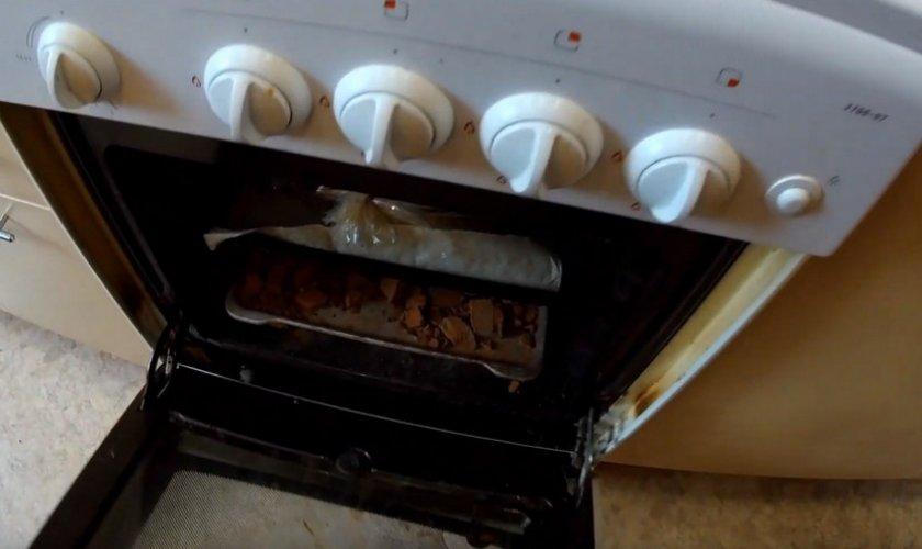 Фаршированный лещ запеченный в духовке