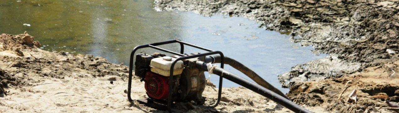 Очистка и углубление пруда