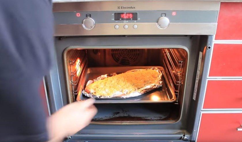 Как приготовить рыбу кета в духовке