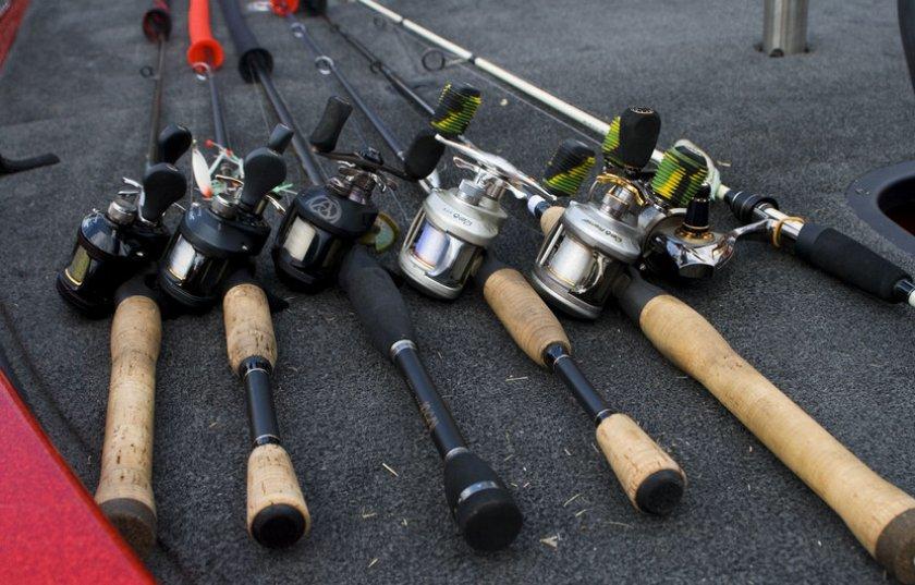 Спиннинги для рыбалки