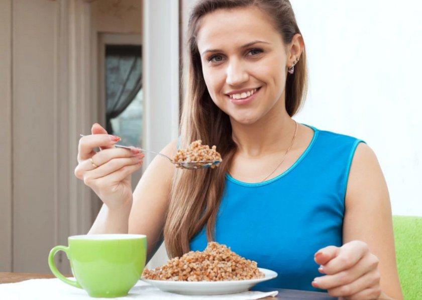 Похудеть на овсянки или гречки