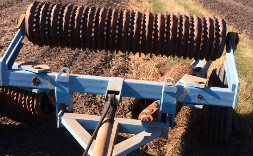Подготовка грунта под посадку пшеницы