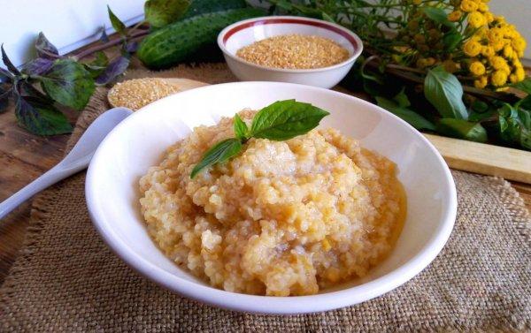 можно ли кушать пшеничную кашу при похудении