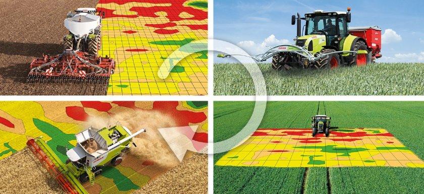 Система контроля посевов пшеницы