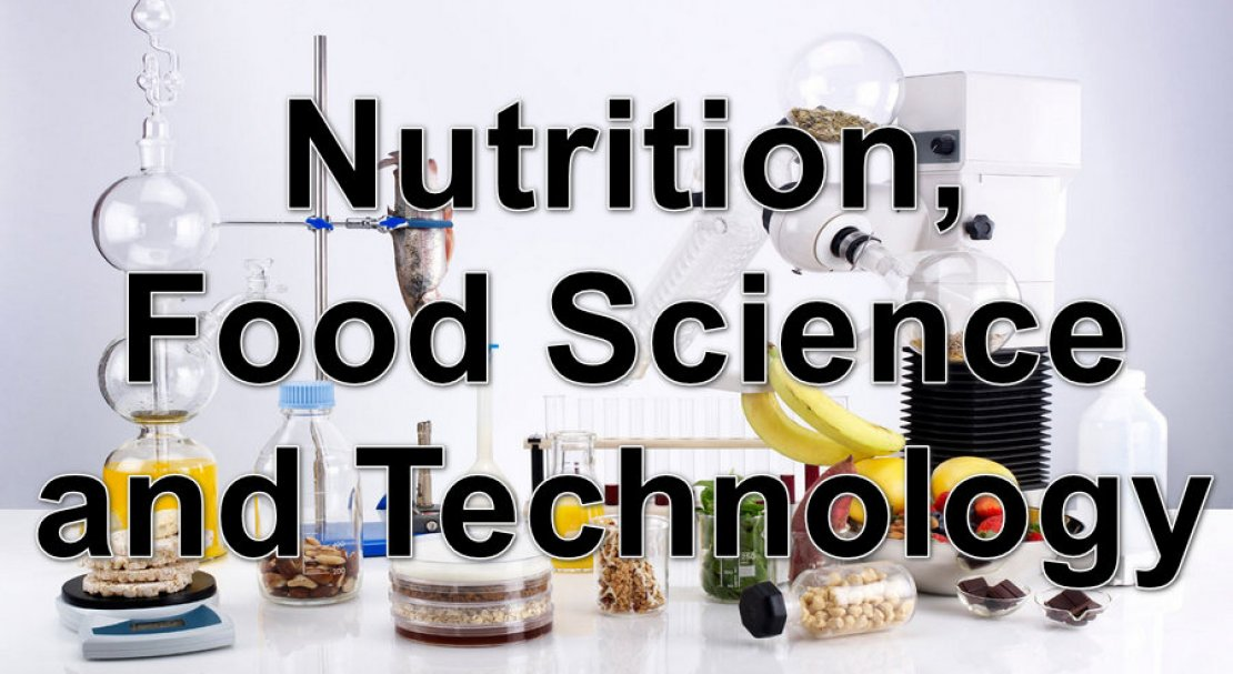 Nutrition, Food Science and Technology