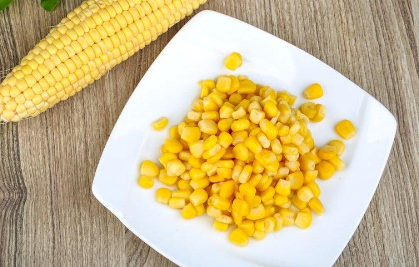 Вареная кукурудза