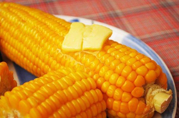 Полезность вареной кукурузы