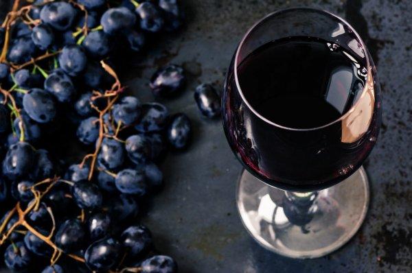 Вино из крупного винограда