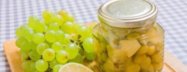 Как сварить варенье из винограда без косточек