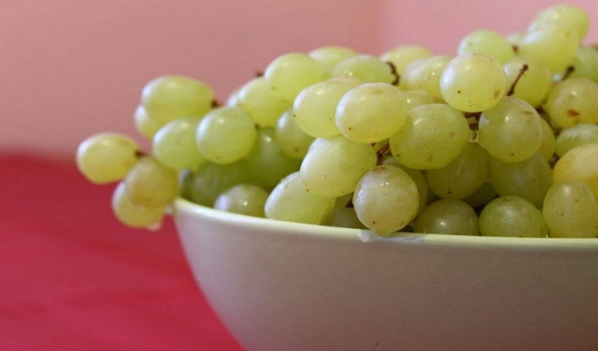 Виноград при сахарном диабете