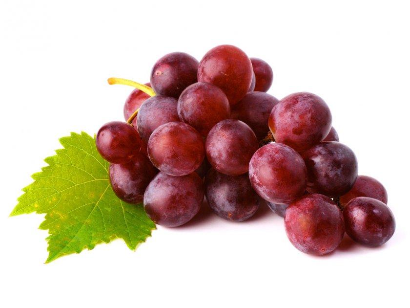 польза ягод винограда