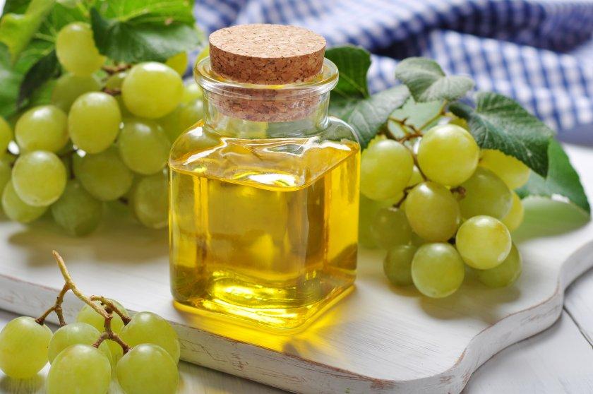 Масло из виноградных косточек