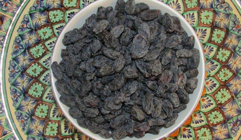 Сушеный виноград