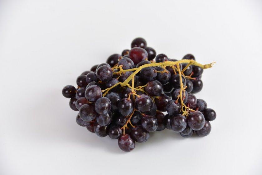 Чёрный виноград при различных заболевания
