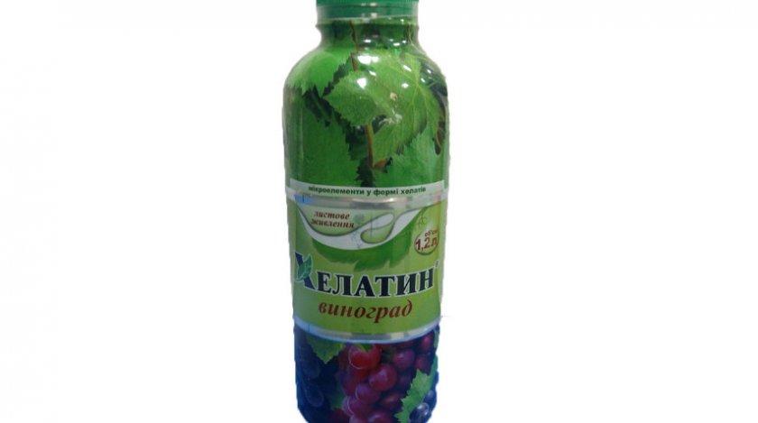 Хелатин виноград