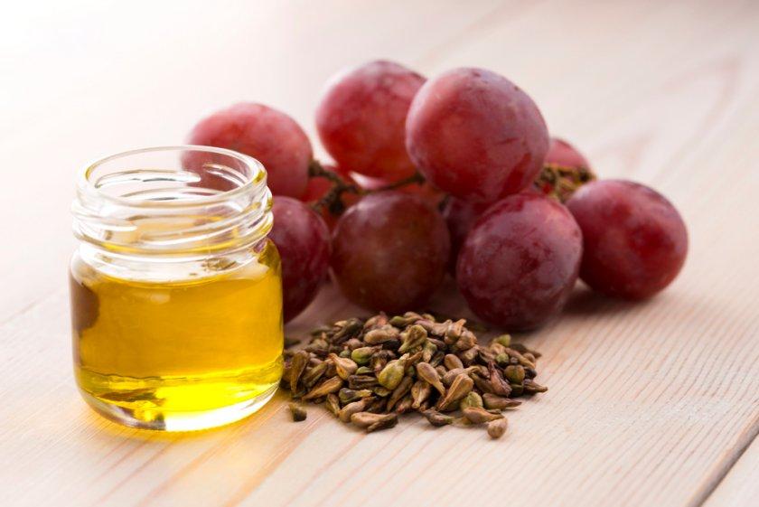 Химмический состав виноградного масла