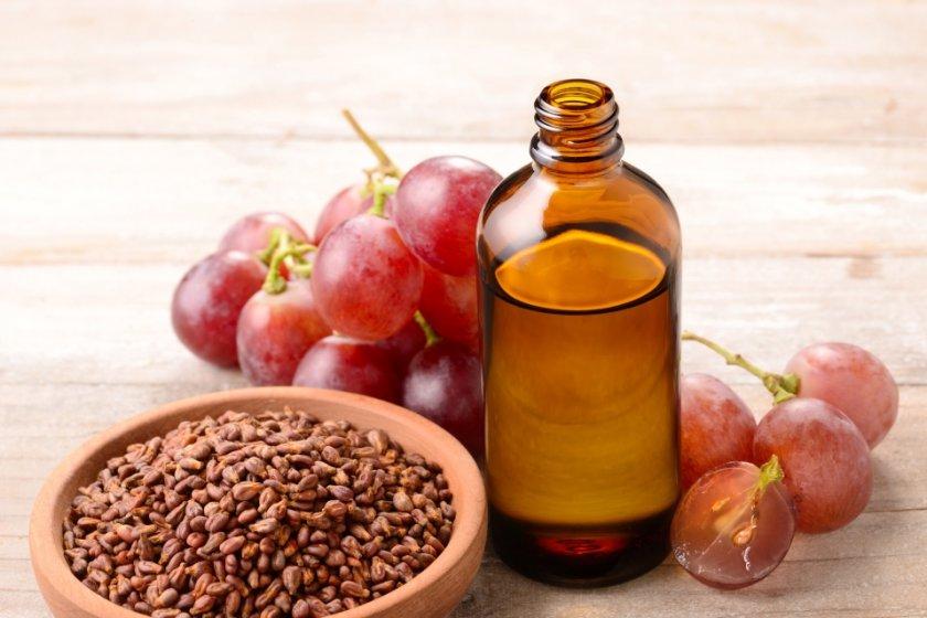 Как приготовить виноградное масло своими руками