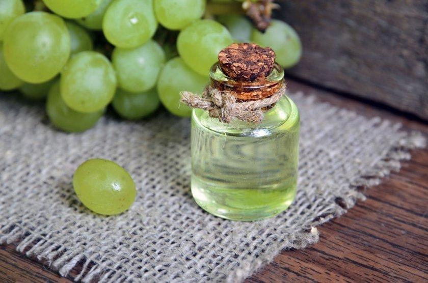 Как выбрать и хранить виноградное масло