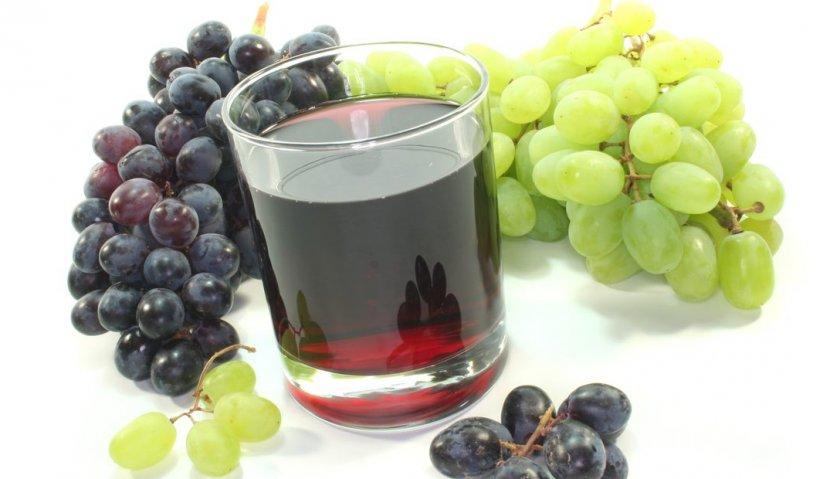 Сок из винограда