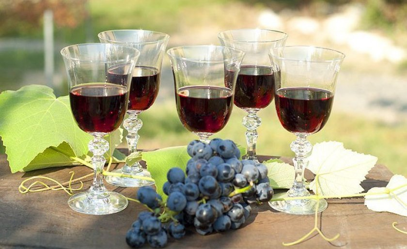 виноград изабелла настойка на водке