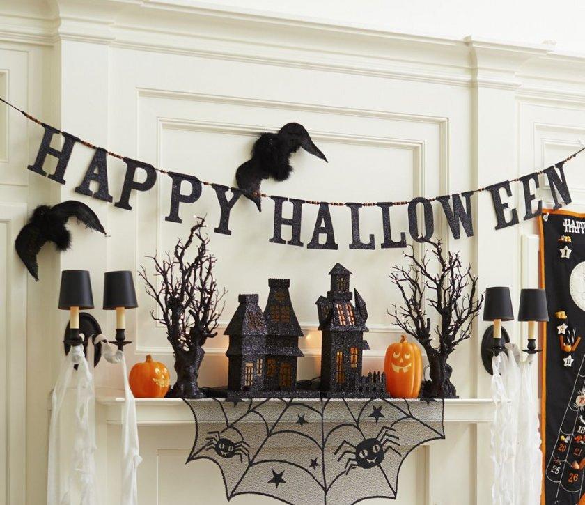 Декорации к Хеллоуина