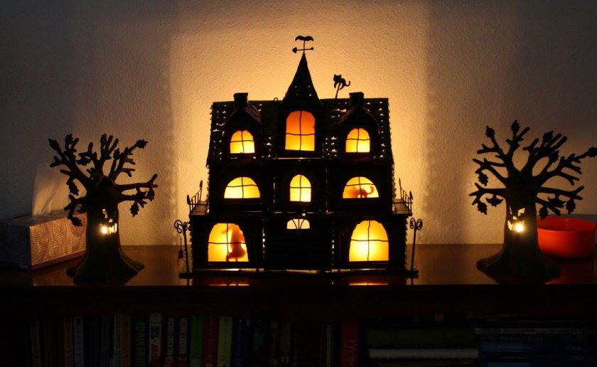 Декорации на Хеллоуин
