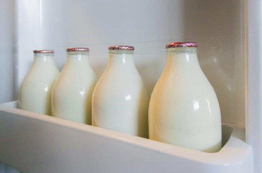 Хранение молока