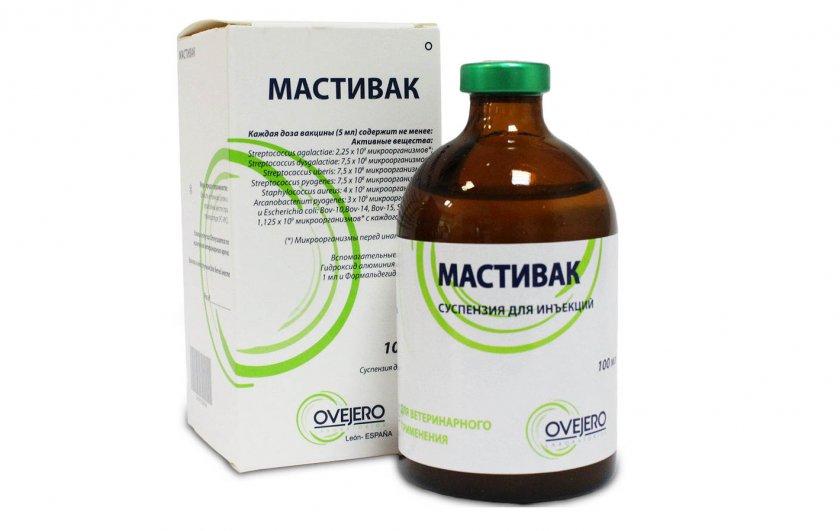 Вакцина «Мастивак»