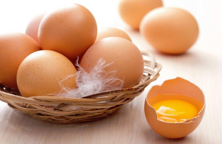 Куриные яйца для мужчин