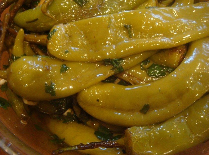 Перец Цицак на зиму по армянски рецепт с фото пошагово