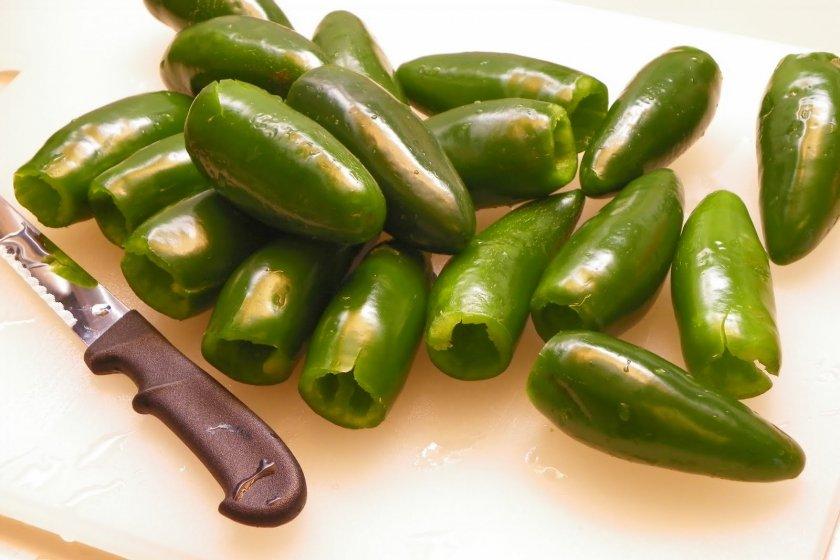 Зелёный острый перец в народной медицине