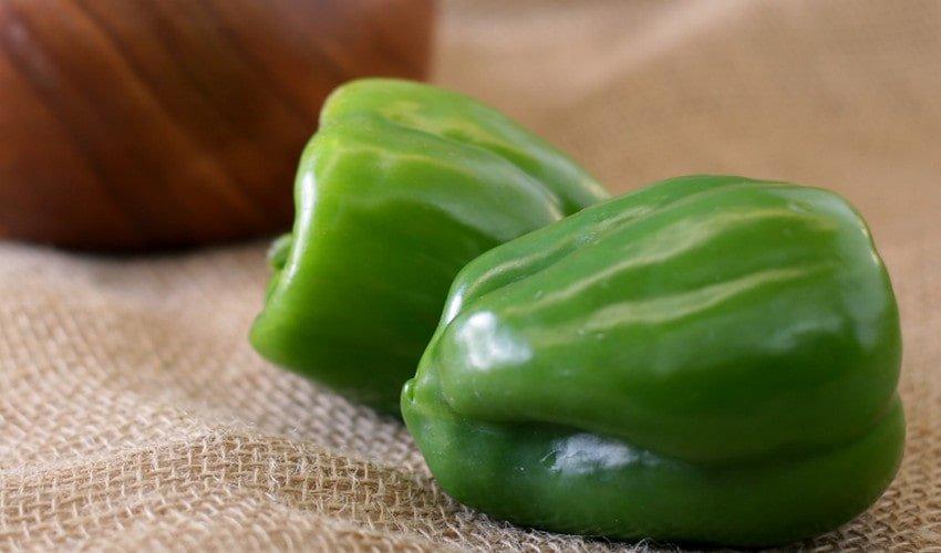 Зеленый болгарский перец