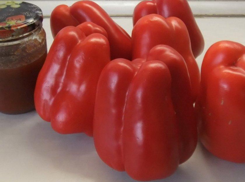 Перец сорта Омброне