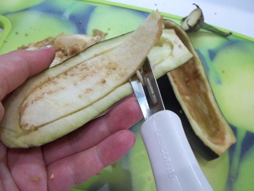 Срезание семян