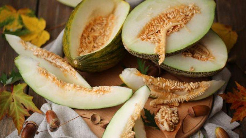 Применение семян дыни в кулинарии