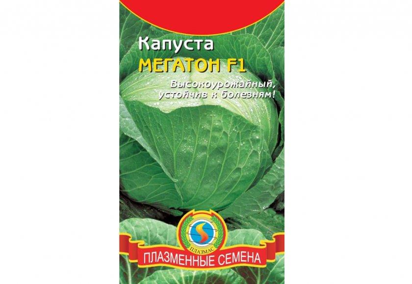 Семена капусты Мегатон